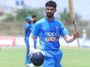 Ruturaj Gaikawad Cricketer