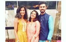 Ruturaj Gaikawad Cricketer Family