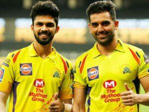 Ruturaj Gaikwad Cricketer CSK