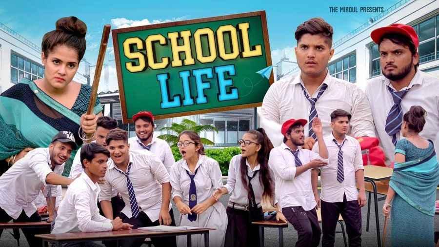 The Mridul School Life